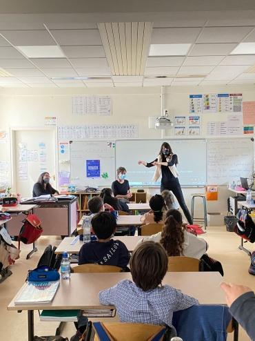 Théâtre à l'école : le parcours du mois de mai